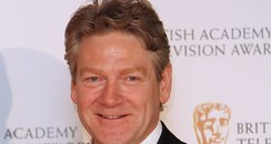 Kenneth Branagh at the BAFTA TV Awards 2009