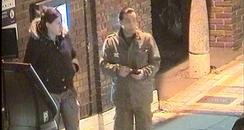 Cash Machine Fraud CCTV