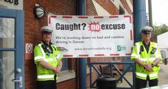 Dorset Police 'No Excuse'