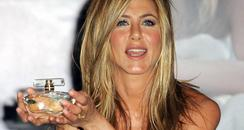 Jennifer Aniston launches new perfume Lovalie