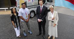 Vauxhall team up with Help for Heroes
