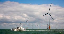 Windfarm Thanet 1