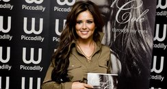 Cheryl Cole Book Signing