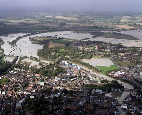 Lewes Floods 10 Years On Heart Sussex