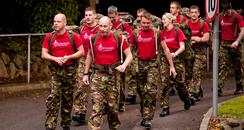 10 Squaddies, 10 Marathons in 5 Days