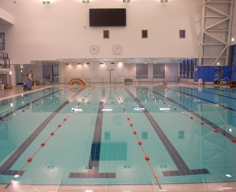 Southend Swimming Diving Centre Heart Essex News
