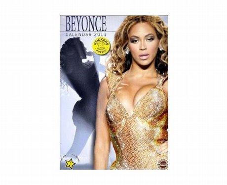 Celebrity calendars 2011: Beyonce' - Celebrity calendars ...