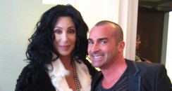 Louie Spence meets Cher