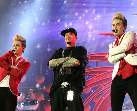 jedward performing live