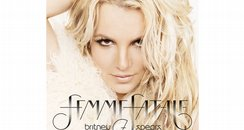 Britney Spears new album cover titled 'Femme Fatal