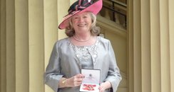 Kate Page MBE