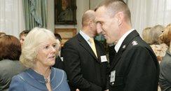 FLOs meeting Duchess of Cornwall