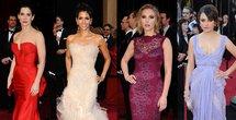Oscars fashion