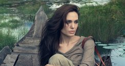 Angelina Jolie Louis Vuitton ad campaign