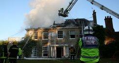 Fordingbridge Fire