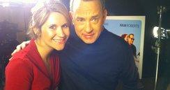 Harriet Scott and Tom Hanks