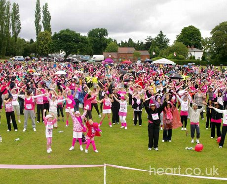 Race for Life - Cofton Park 17/7/11