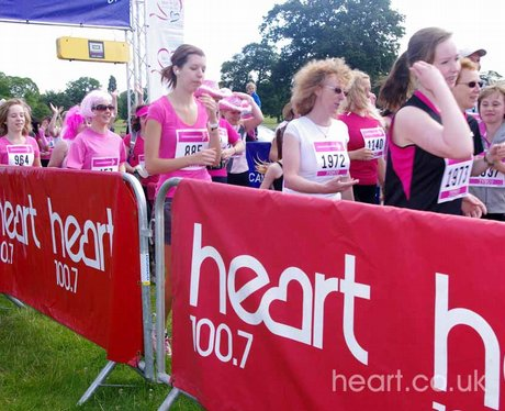 Race For Life - Weston Park - 24/07/11