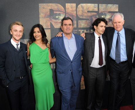 planet of the apes premiere