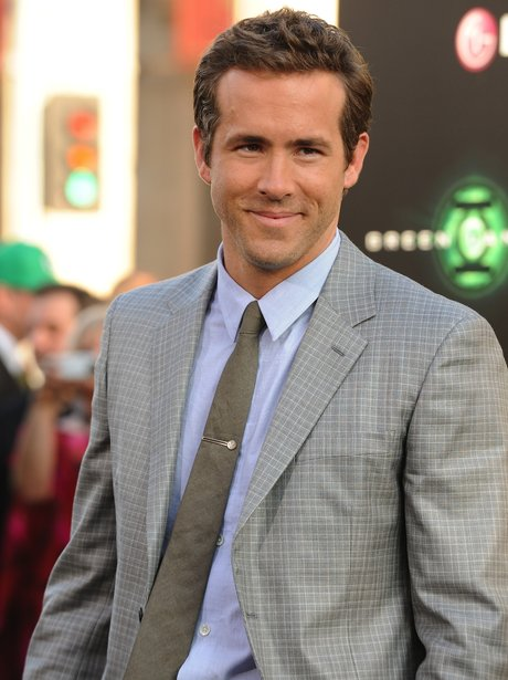 No 6 - Ryan Reynolds - The Top 25 Sexiest Men - Heart