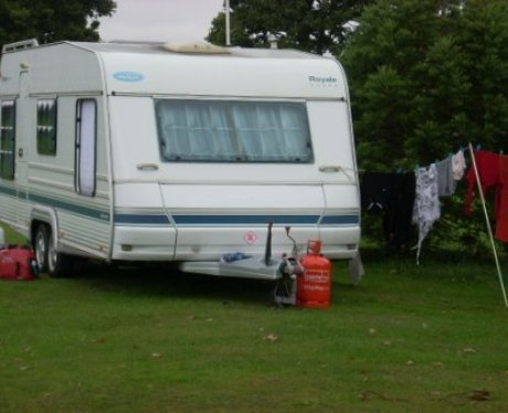 Luton Travellers Camp