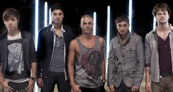 The Wanted 'Lightning' video still