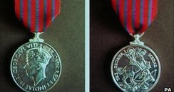 George Medal Stolen