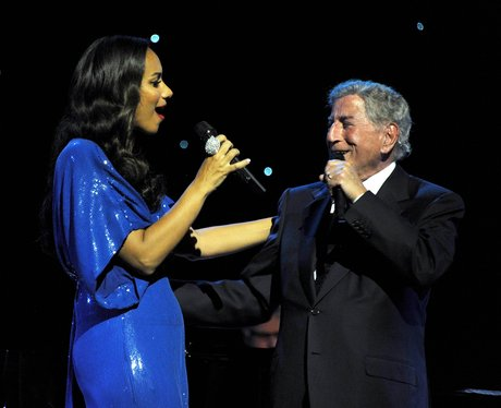 Leona Lewis and Tony Bennet
