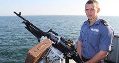 Able Seaman Sean Clive