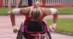 Paralympic hopeful