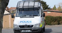 Seven arrested in Southampton