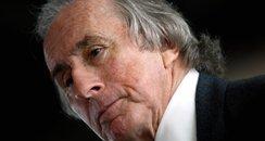 Motor racing legend Sir Jackie Stewart