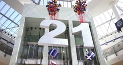 Lakeside Celebrates 21st Birthday