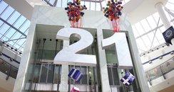 Lakeside Celebrates 21st Birthday