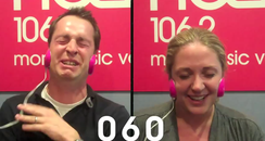 Tom and Charlie try Slendertone Face