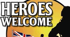 heroes welcome