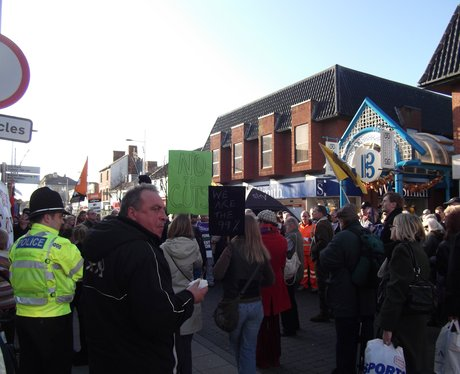 Lowestoft March 4