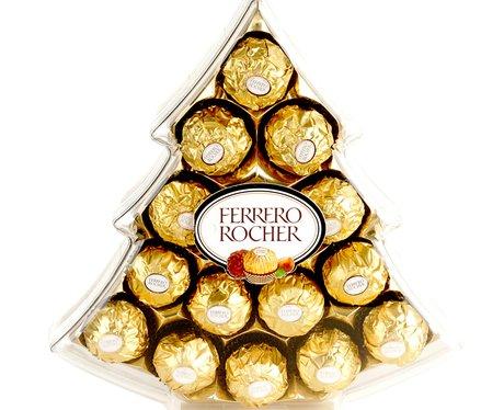 Ferrero Rocher Christmas Tree Christmas Gift Guide Heart