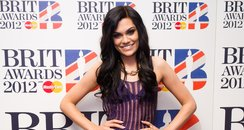 Jessie J BRIT Awards 2012 Nominations Arrivals