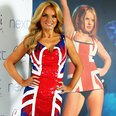 Geri Halliwell launches clothing range with Next