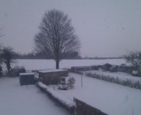 Snow - Pytchley, Kettering