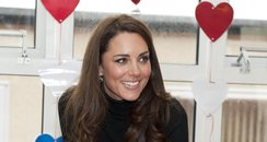 Kate Middleton in Liverpool