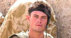 RAF airman Ryan Tomlin