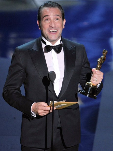 Jean dujardin at the oscars awards season 2012 the for Dujardin michael
