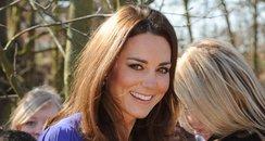 Duchess of Cambridge visits Ipswich