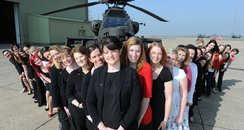 Wattisham Flying Station Military Wives Choir