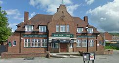 Portsdown Inn, Portchester, Google Street View