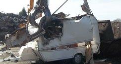 Crushed Caravan