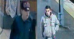 CCTV Southend Robbery