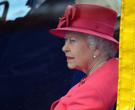 Queen Elizabeth ll visits the North West